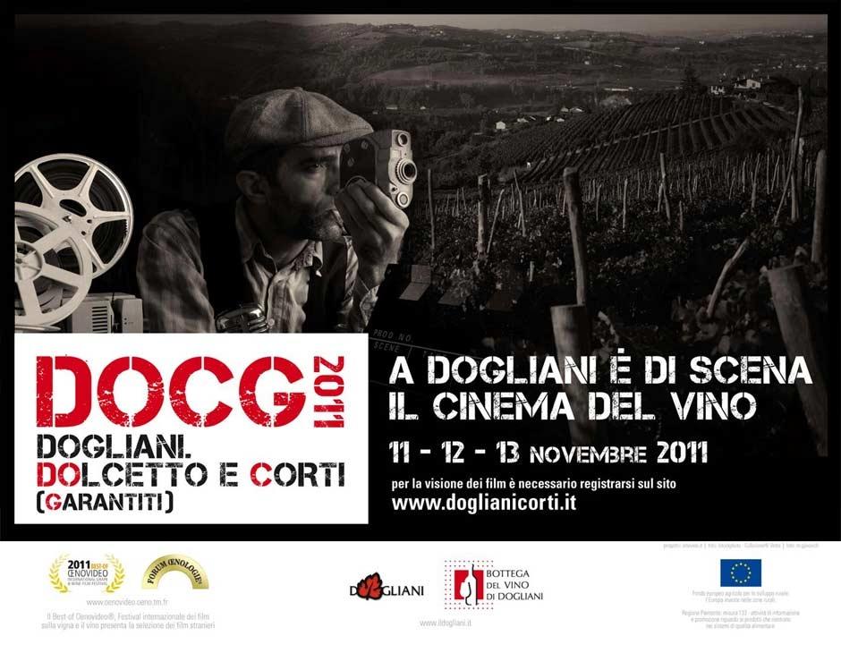 Dogliani Dolcetto e Corti (Garantiti): rassegna cinematografica dedicata al vino