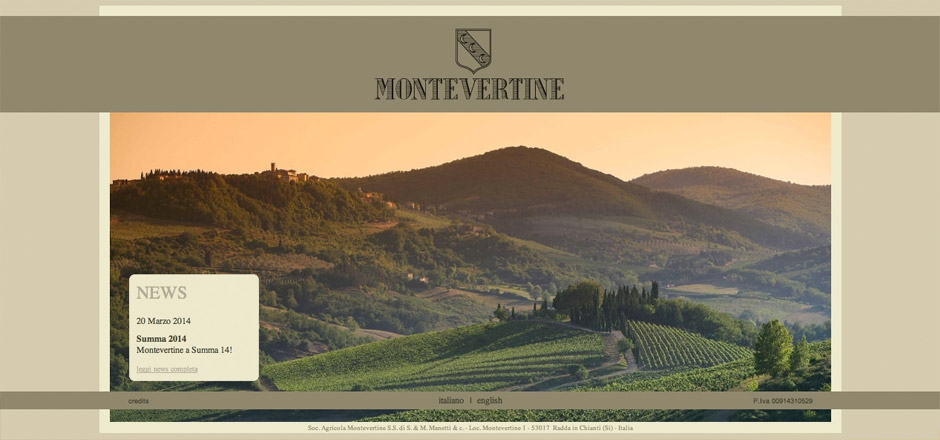 Montevertine - Radda in Chianti