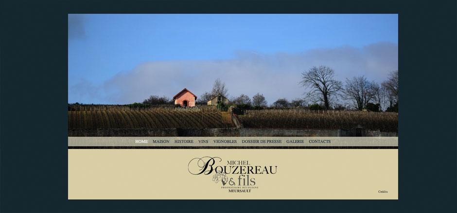 Domaine Michel Bouzereau & Fils - Meursault (Bourgogne)