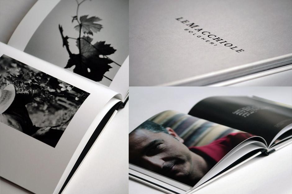 Le Macchiole: il libro fotografico