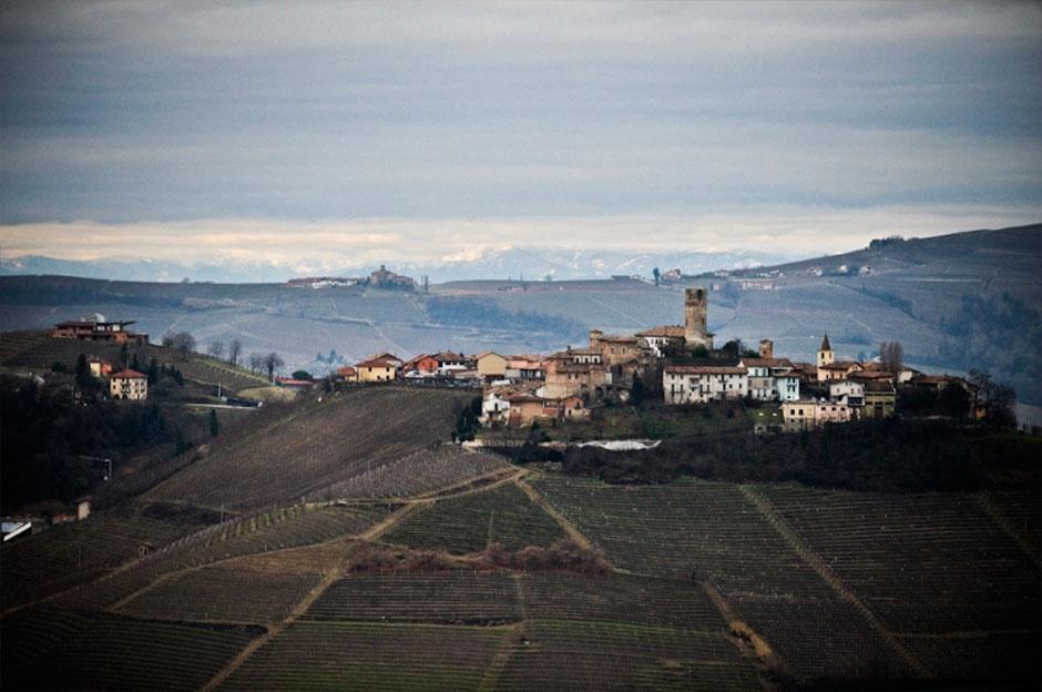 Paesaggi di Langa, Castiglione Falletto