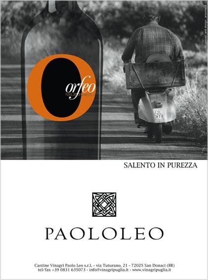 Paolo Leo: Salento in purezza