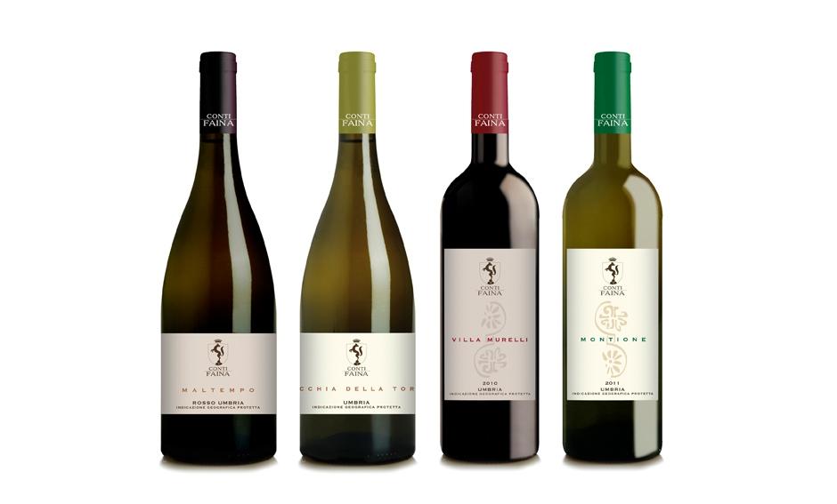 Preferenza ArtevinoStudio: etichette e packaging per il vino UJ78