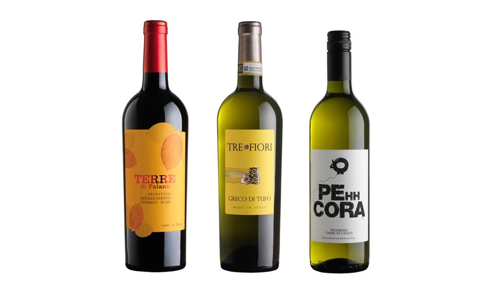 Orion Wines, selezione di vini italiani nel mondo