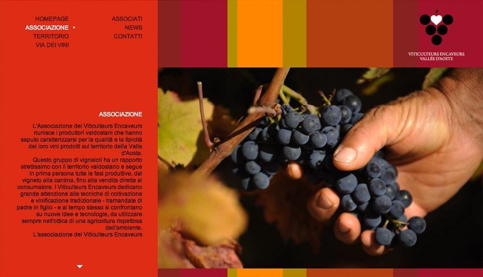 Vievini - Associazione Viticulteurs Encaveurs - Valle d'Aosta