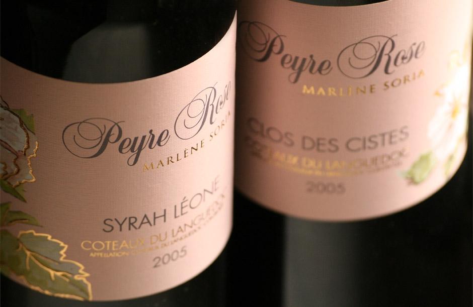 Peyre Rose, le etichette dei grandi vini della Languedoc di Marlène Soria