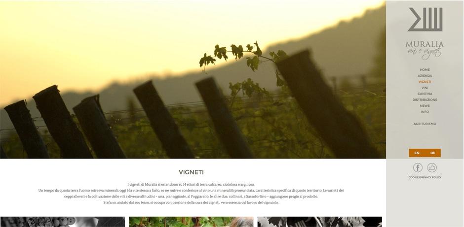 Az. Vinicola Muralia e Agriturismo Il Poggiarello - Roccastrada