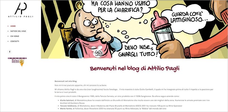 Il Blog dell'enologo Attilio Pagli