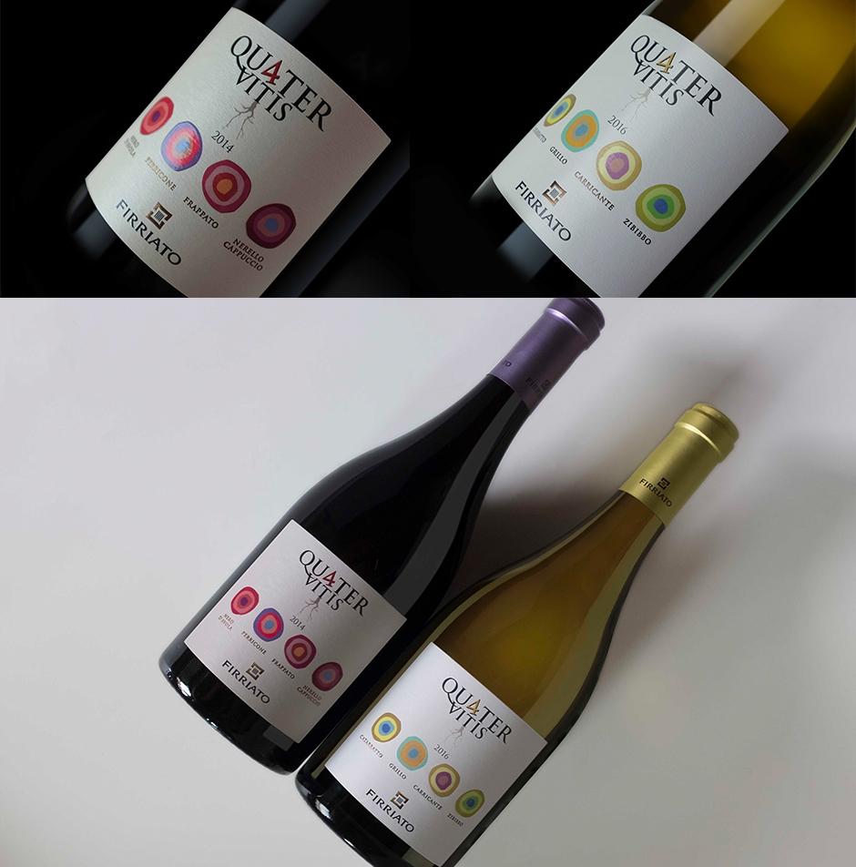 Firriato: Quater Vitis, le radici dei vitigni autoctoni siciliani