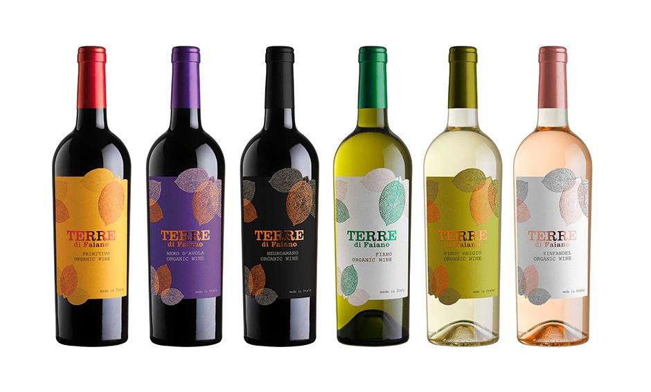 Orion Wines e la linea degli Organic Wines Terre di Faiano