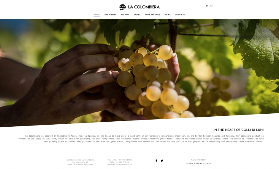 La Colombiera - Castelnuovo Magra